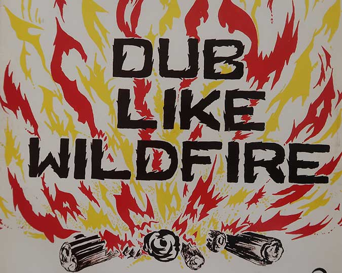 Mixman: Dub Like Wildfire (Blackamix, 1991) - associated image
