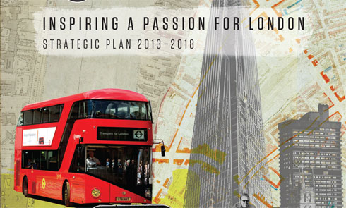 Inspiring passion for London