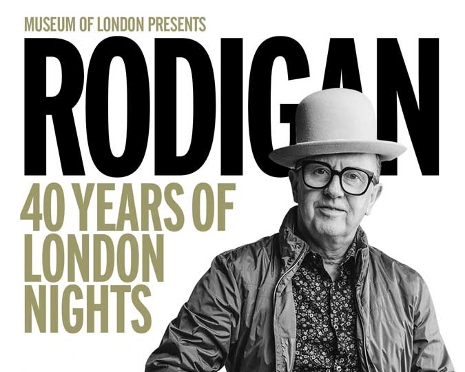 Forty years of London nights.