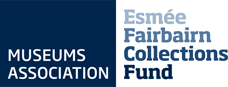 Esmé Fairbairn Collections Fund logo