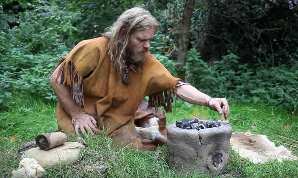 Why do we call it the Bronze Age, and what is bronze made of? This short video explains it all - with demonstrations!