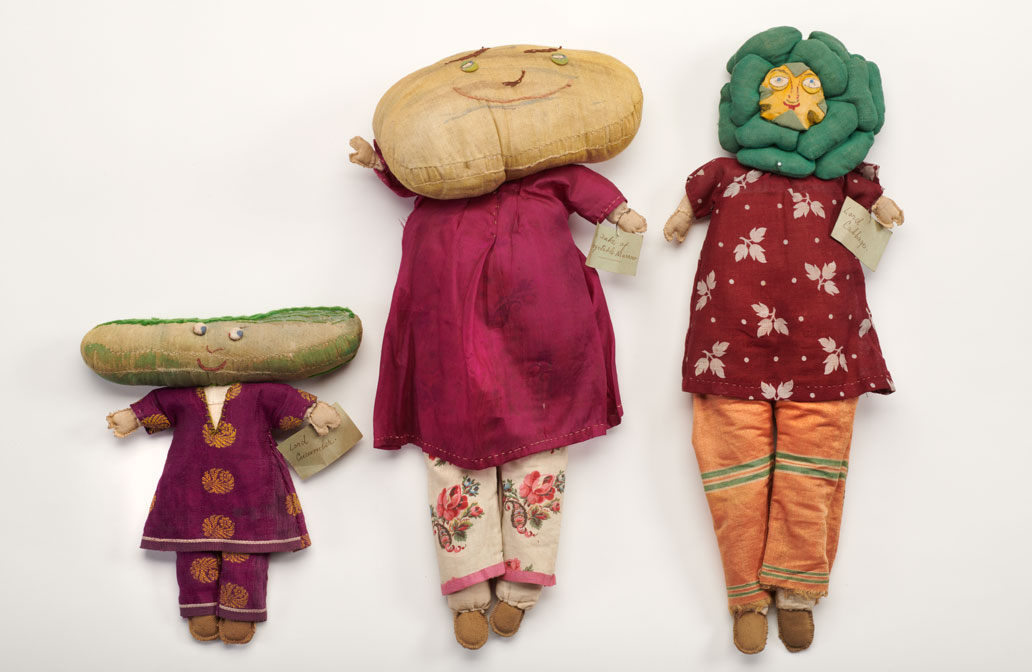 Lord Cucumber, Vegetable Dolls