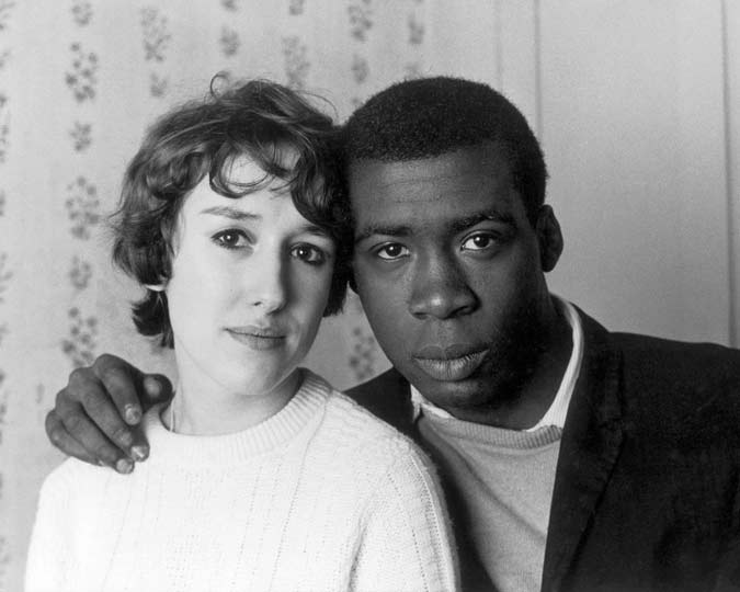 Notting Hill couple Charlie Phillips