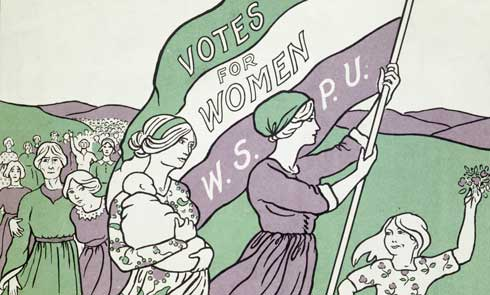 Explore the real facts about the struggles and achievements of the Suffragettes in this partnership resource.