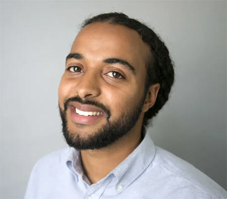 Mohamed Mohamed, a British-Somali poet and football coach from south London, began shooting a short film depicting London's unusually empty streets from sunrise. The film, commissioned by the Museum of London, depicts Mohamed's annual journey as he cycles to a central London mosque