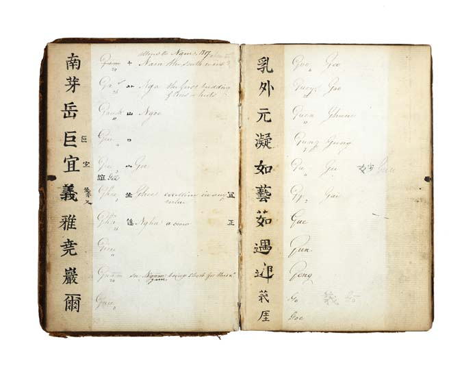 Chinese language book