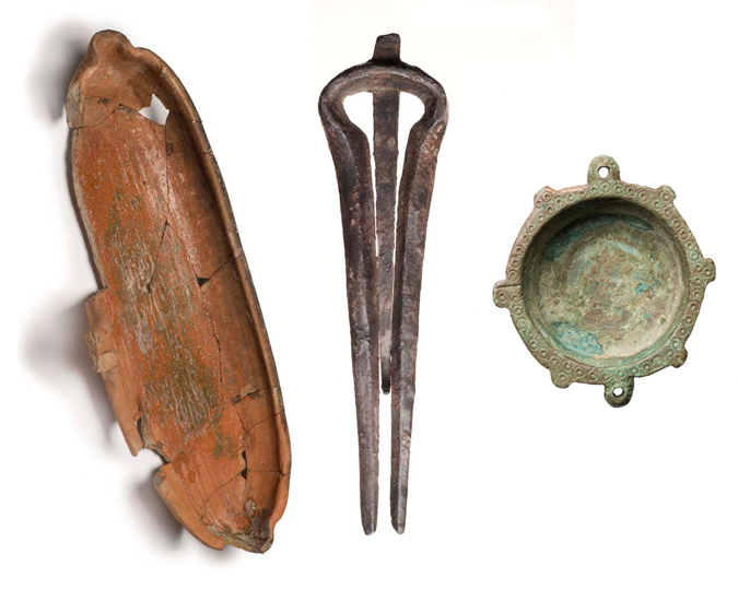 Three mystery objects from our Archaeological Archive.