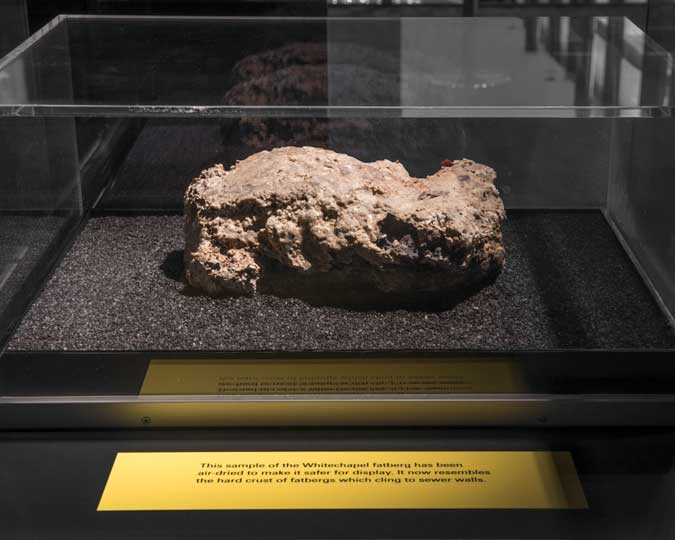 Watch Fatberg at the museum.
