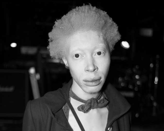 On display in Dark Corners.