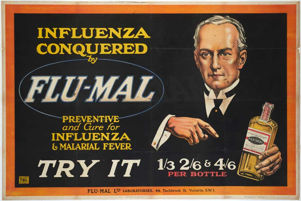 Patent medicine advert
