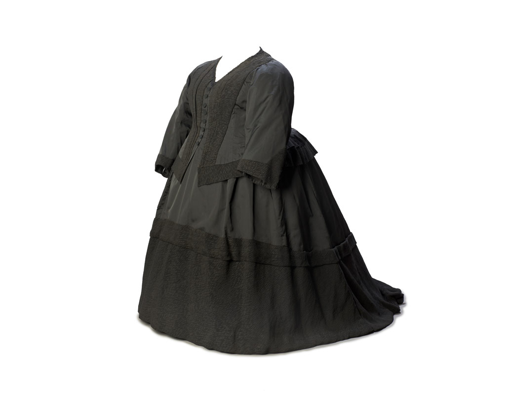 Worn by Queen Victoria