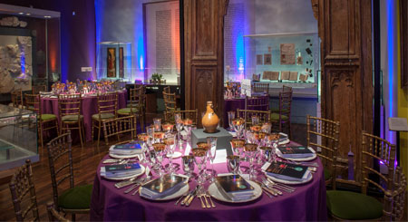 Entertain guests  hire the museum's stunning galleries for unique occasions