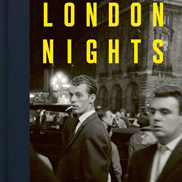 London Nights exhibition book cover
