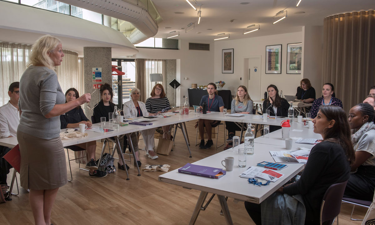 Museum of London Staff Induction September 2018