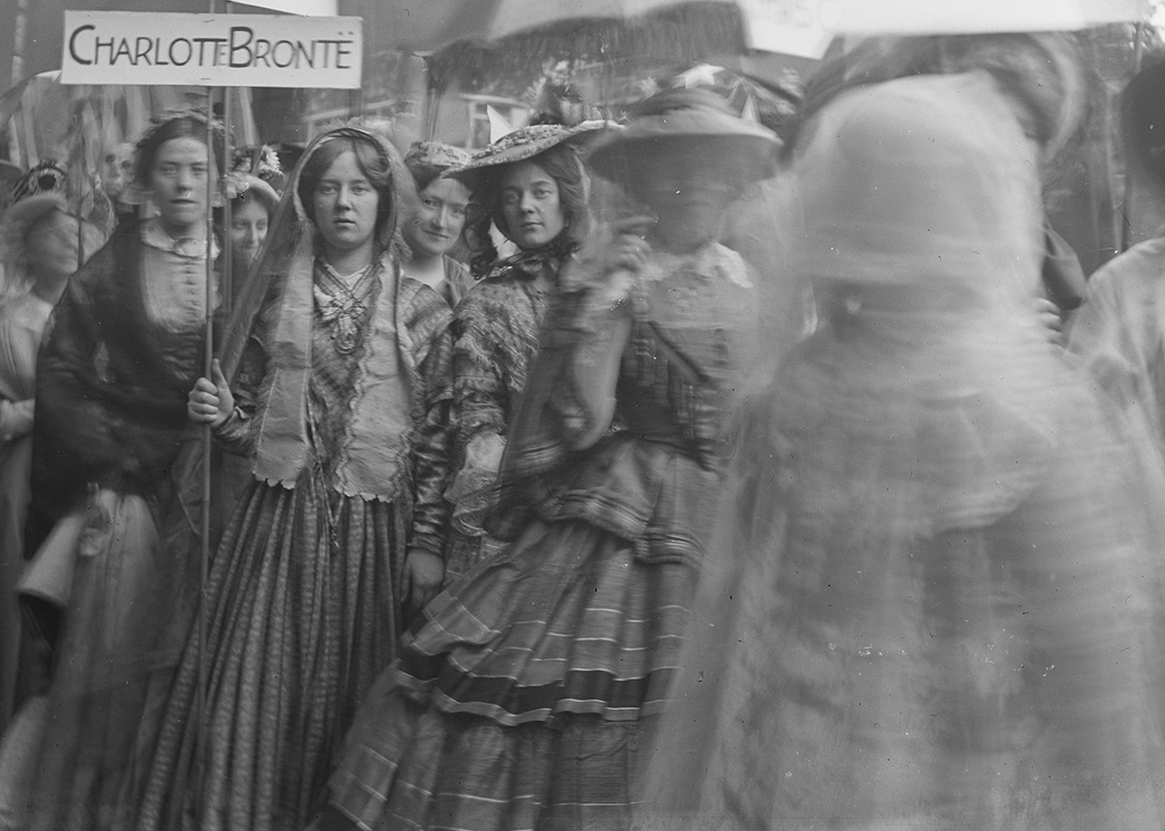 A Fashion For Women S Suffrage