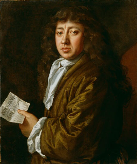 Oil portrait of Samuel Pepys, 1666