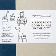 A Record of Good Things book cover
