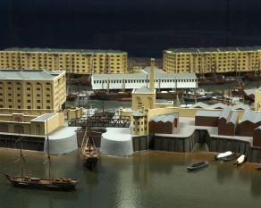 St Katherines dock model.jpg