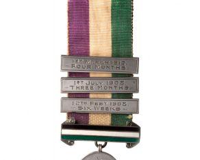 Suffragette hunger strike medal.
