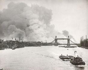Docklands on fire.jpg