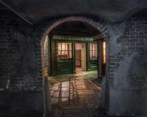 Enter the dark alleyways of the Dockland
