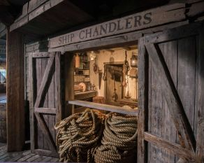 Ship Chandlers, Sailortown, Docklands